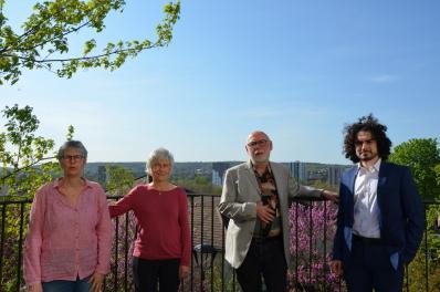 Candidats départementales Antony